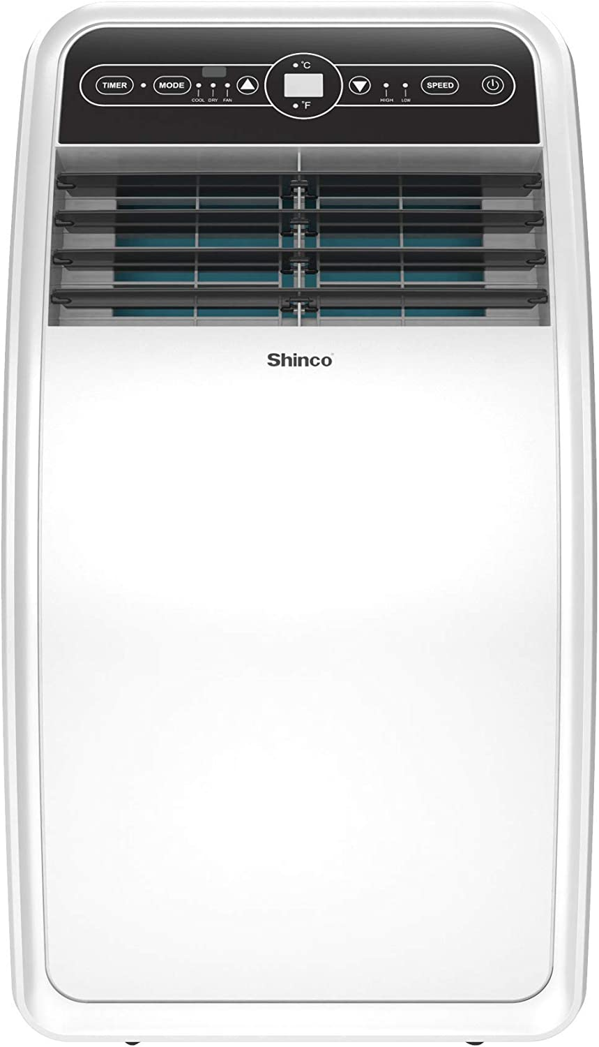 Oklahoma City Mall Shinco 8 000 BTU Portable Air with Dehumid Conditioners Max 61% OFF Built-in