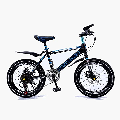 Envíos y devoluciones gratis. Bicicleta Bicicleta Bicicleta Para Niños,Bicicleta De Montaña De 16-18-20 Pulgadas Freno De Disco Bicicleta Para Niños De Una Sola Velocidad  precios razonables