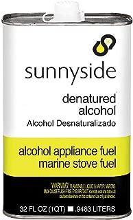 Denatured Alcohol Solvent, 1 qt.