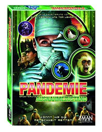 ZMan 691130 - Pandemie - Ausnahmezustand - Erweiterung
