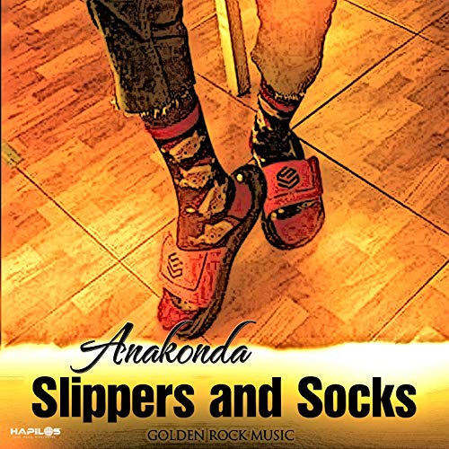 Slippers and Socks