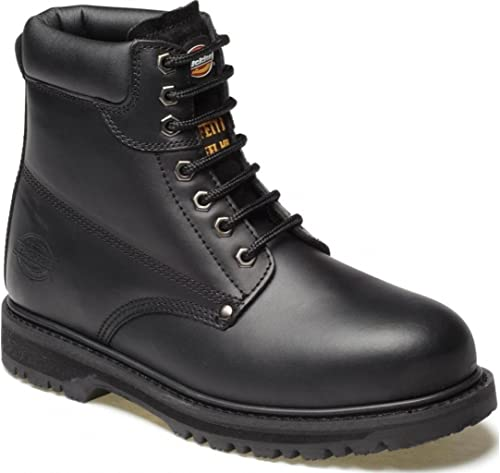 Dickies Fa23200-bk-5Cleave Land Super Chaussures de de sécurité, taille 5, Noir  nouveau style