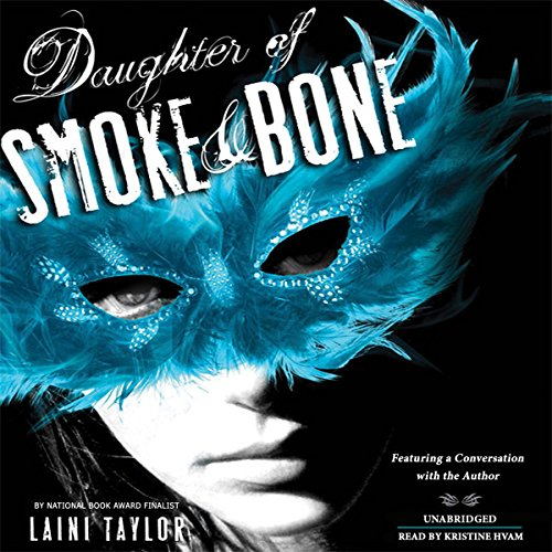 Daughter of Smoke and Bone Audiobook By Laini Taylor cover art