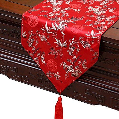 Alien Storehouse 13 x 59 Zoll chinesischen Stil Tischläufer Party Home Tischdekoration, 16