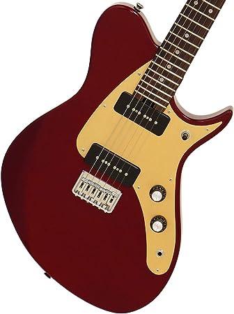 Amazon _ AriaProII Jet MBCH エレキギター _ エレキギター _ 楽器