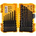 Dewalt Black Oxide Drilling Set (18-Piece)