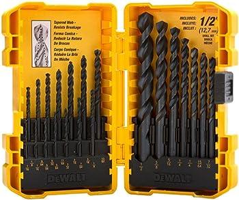 Dewalt Black Oxide Drilling Set (18-Piece)