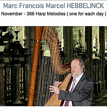 November: 366 Harp Melodies (One for Each Day)