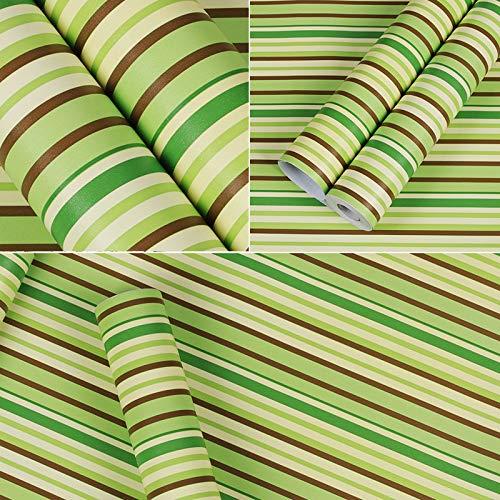 Schlafzimmer Nordic Tapete Einfarbig Raumdekoration Wand Einfache Streifen Tapete Plain Fashion Schlafzimmer Wohnzimmer Hintergrund Tapeten 45 cm * 10 mt