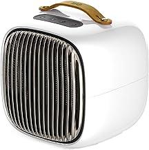 Mini Calentador de la casa pequeña Estufa Caliente Oficina de Ahorro de energía de Silencio (Color : A)