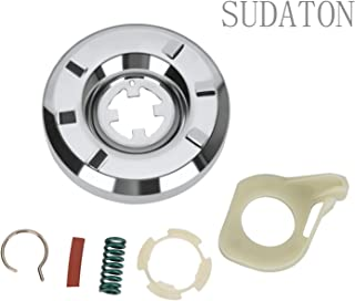 285785 for Whirlpool Kenmore Kitchenaid washing machine clutch assembly replacement model AP3094537 PS334641 285331 3351342 3946794 3951311 Provided by SUDATON