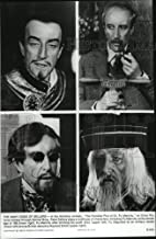 Historic Images - 1980 Press Photo Actor Peter Sellers in The Fiendish Plot of Dr. Fu Manchu