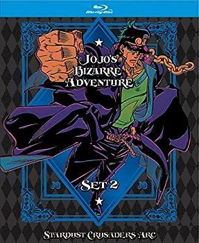 JoJo s Bizarre Adventure Set 2  Stardust Crusaders  Limited Edition   BD  [Blu-ray]