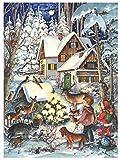 Adventskalender 'Waldweihnacht'