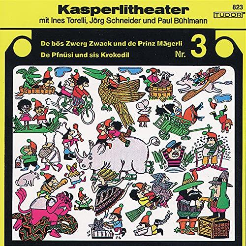 Kasperlitheater Nr. 3 Titelbild