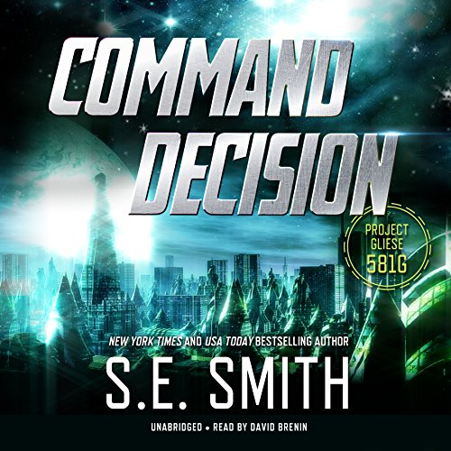 Command Decision cover art
