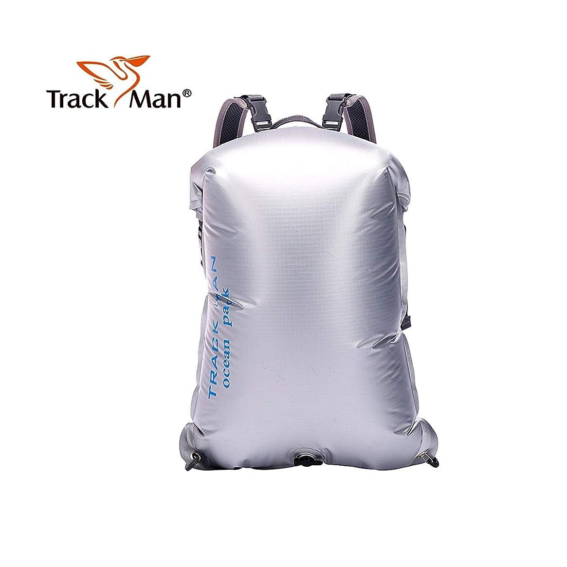 Track Man Floating Waterproof 2L/5L/15L/20L Premium PVC Waterproof Floating Dry Gear Bags for Boating, Kayaking, Fishing, Rafting, Swimming and Camping