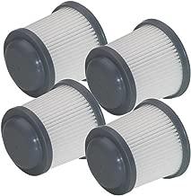 Black & Decker BDH2000PL Vacuum (4 Pack) Replacement Filter # 90552433-03-4pk