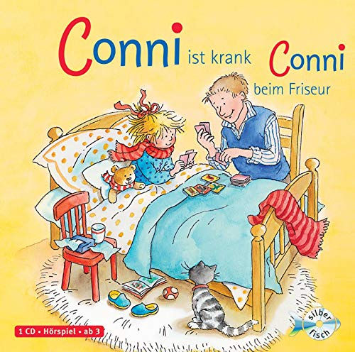 Conni ist krank / Conni beim Frisör (Meine Freundin Conni - ab 3 ): 1 CD