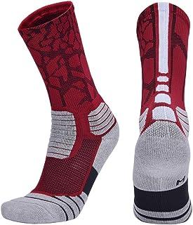 Calcetines de Baloncesto Profesionales para Deportes Gruesos, Antideslizantes