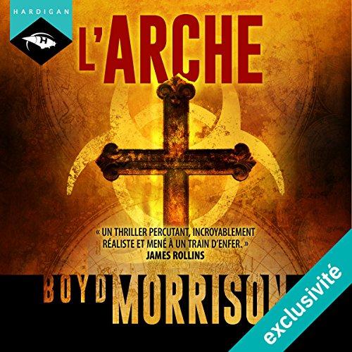 L'Arche audiobook cover art