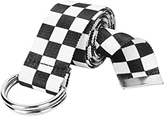 lv checkered belt