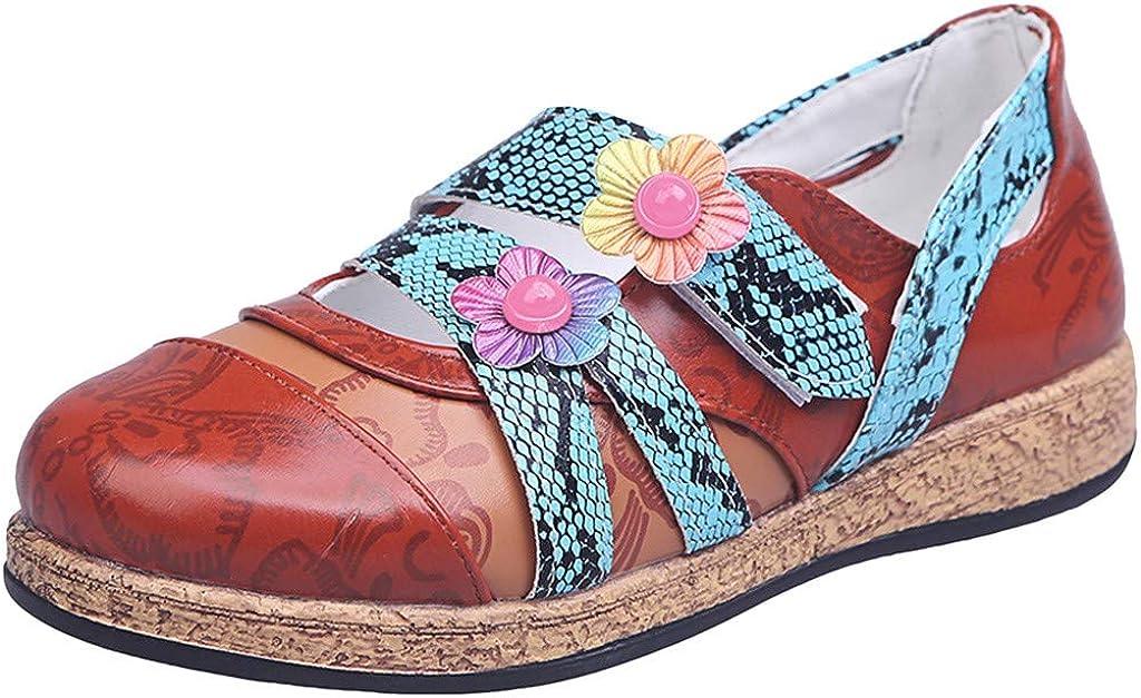 Hongxing Erke Women's Slip on Foam Loafers Comfort Memory Ranking TOP8 o Max 43% OFF