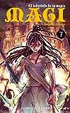 Magi El laberinto de la magia nº 07/37 (Manga Shonen)...