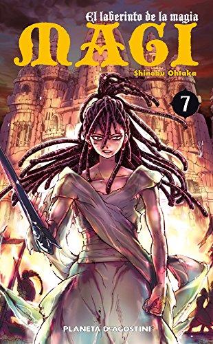 Magi El laberinto de la magia nº 07/37 (Manga Shonen)