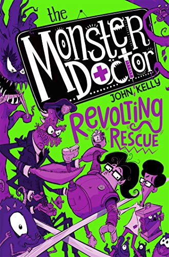 Monster Doctor: Revolting Rescue (English Edition)