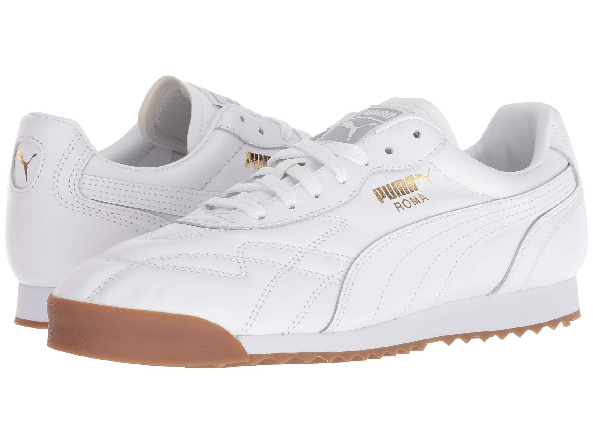 Roma puma White White Puma Anniversario FPnadx0