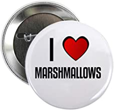 CafePress I LOVE MARSHMALLOWS Button 2.25