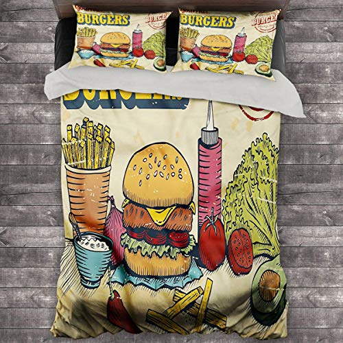 cama hamburguesa fabricante LanQiao