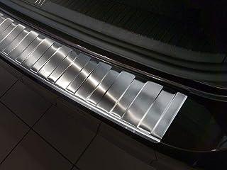 Fahrzeugspezifischer Ladekantenschutz aus Edelstahl mit 3D Abkantung AZUGA AZ29000139