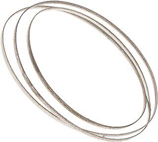 0,96 m bandsågblad sågband bandsågblad passar för bandsågar, med finaste diamantslipmedel