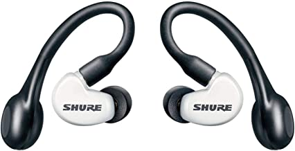 Shure AONIC 215 True Wireless Sound Isolating Earphones, White