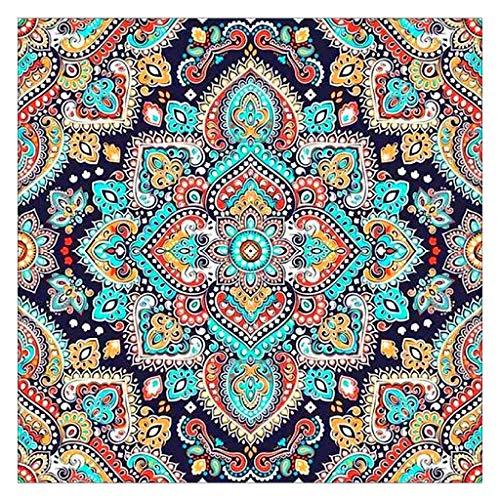 Mandala Flower 5D Full Drill Diamond Painting Embroidery Cross Stitch Kits DIY Rhinestone Crystal Home Decoration FANKEE