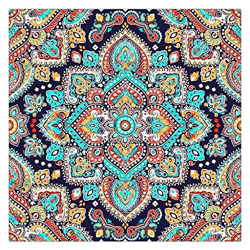 Mandala Flower 5D Full Drill Diamond Painting Embroidery Cross Stitch Kits DIY Rhinestone Crystal Home Decoration FANKEE