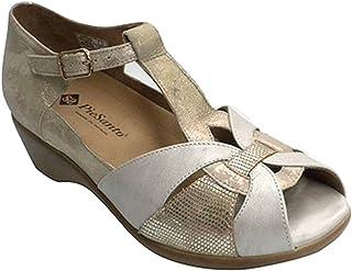Amazon Para esPiel Zapatos Chanclas Sandalias Y Mujer k8wO0nPX