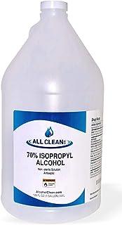 NRG Alcohol Isopropyl 70% Gallon UPC #1158100