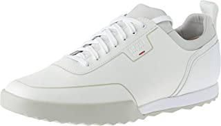Hugo Boss Matrix Sneaker For Men, 41 EU White
