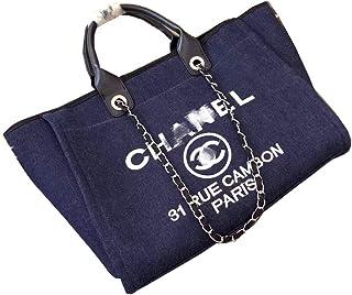 a3058ccadfc5 HPASS Classic Handbag Designer Shoulder Bag Large Size Tote Bag for Women