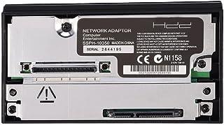 Denash Adaptador de Red SATA, Adaptador de Red para Sony Playstation 2 PS2, Adaptador de Disco Duro con Interfaz SATA No IDE
