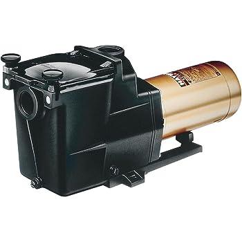 Hayward Sp2610x15 Super Pump 1 5 Hp Max Rated Single Speed