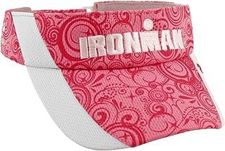 Headsweats 812068005916 4726 765s - Visera, diseño de Ironman, Color Rosa y Blanco
