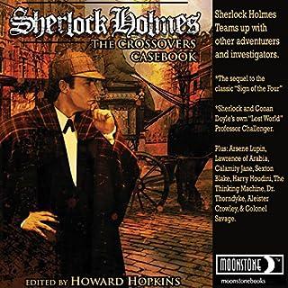 Sherlock Holmes Crossover Casebook cover art