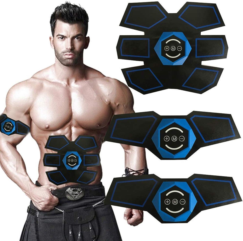 EMS Muskelstimulator Muskelstimulation GüRtel Bauchtrainer, EMS Stimulation Der Bauch-Training, Muskelstimulation Bauch Home Fitness