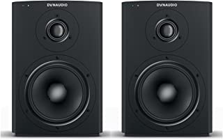 Dynaudio Xeo 2 Wireless Bookshelf Speakers - Pair (Satin Black)