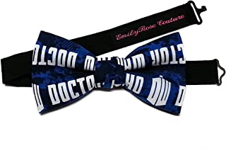 EmilyRose Couture Star Wars-Super Heroes-Sci Fi-Flash-Harry Potter-Daredevil Bow Ties (Group 2)