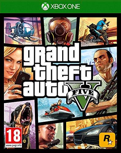 Grand Theft Auto V (GTA V) - Xbox One [Edizione: EU]